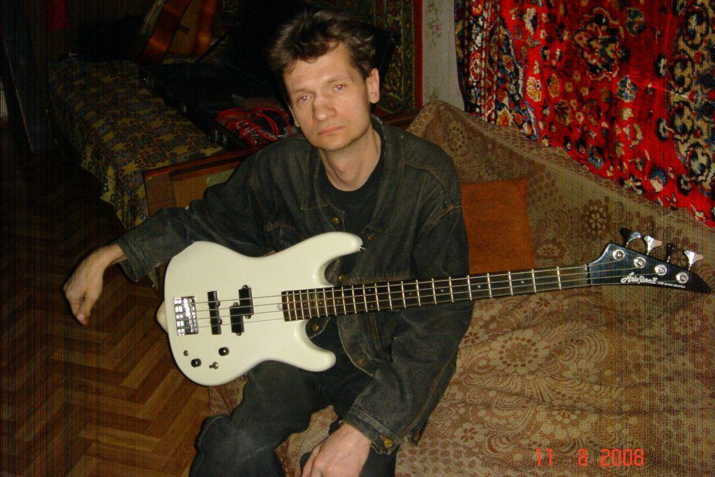 Сергей Тупикин